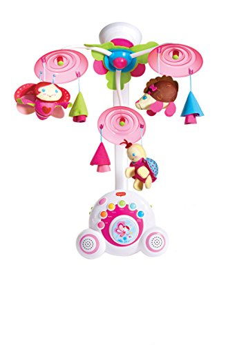 Price comparison product image Tiny Love Soothe 'n Groove Mobile, Tiny Princess