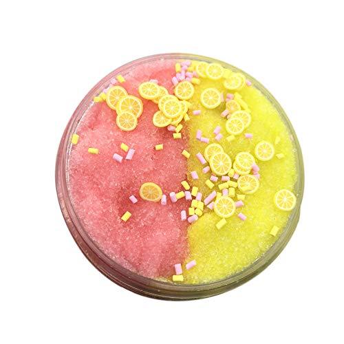 Hisoul Decompressed Cloud Mud Beautiful Fruits Mix Color