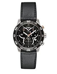 Traser H3 Ladytime Black Chrongraph Ladies Watch T7392.QAH.G1A.01 / 100333