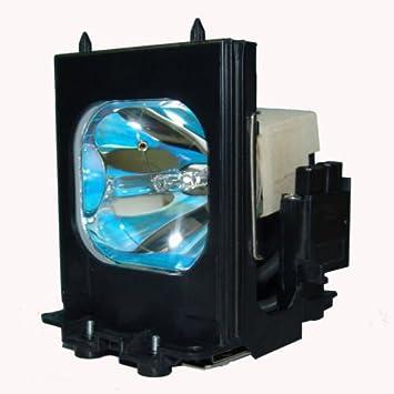 Brillante lámpara de proyección con carcasa para HITACHI Vision ...