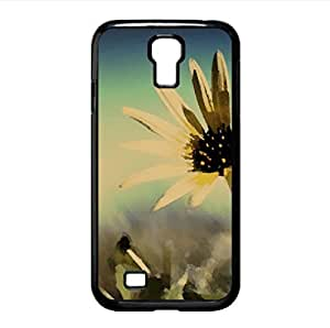 Hard Life Watercolor style Cover Samsung Galaxy S4 I9500 Case (Flowers Watercolor style Cover Samsung Galaxy S4 I9500 Case)