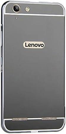 PREVOA® 丨 Metal Frame Funda Cover Case Protictive Carcasa para Lenovo Vibe K5 / K5 Plus 5,0 Pulgadas Smartphone: Amazon.es: Electrónica