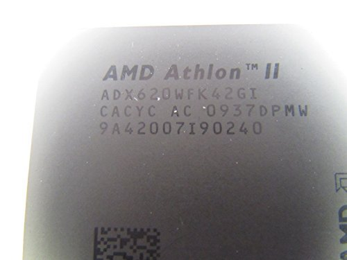 AMD ADX620WFK42GI Athlon II X4 620 2.60GHz Socket AM2+/AM3 Propus CPU Processor by The620Guy