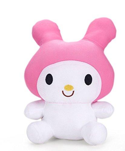 Tickles White Bunny Rabbit Stuffed Soft Plush Toy 20 cm