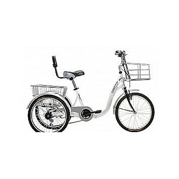 Monty 608 - Triciclo, color blanco, ...