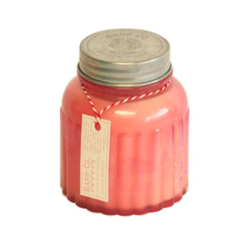 Apothecary Jar Candle - Barr Co Soap Shop Honeysuckle Apothecary Jar Candle, 20 oz.