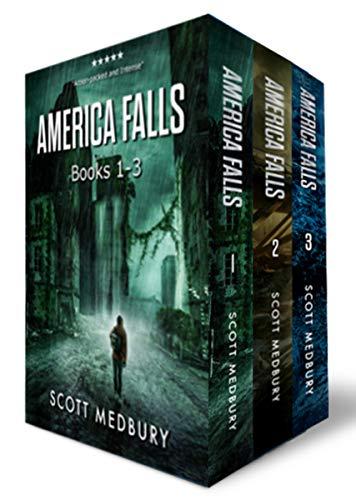 The America Falls Series: Books 1-3 (America Falls Box Set Book 1) (The End Of America Series)