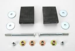 C&A Pro Ski Mount Kit - 10mm Bolt 76000288
