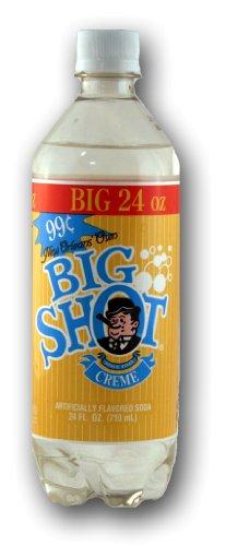 Big Shot Soda- 24oz