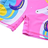 Baby Girl One Piece Swimsuit Sunsuit Long Sleeve