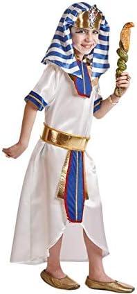 Disfraz para niños de Faraón Egipcio: Amazon.es: Juguetes y juegos