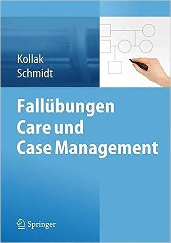 Fall????bungen Care und Case Management (German Edition) by Ingrid Kollak (2015-01-15)