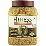 SHRILALMAHAL Fitness Brown Basmati Rice (Weight Loss Special), 1 Kg X 4