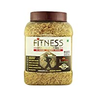 SHRILALMAHAL Fitness Brown Basmati Rice 1 Kg X 4