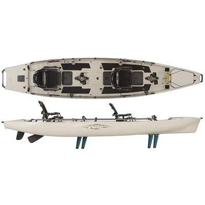 - Pro Angler 17T - Ivory Dune
