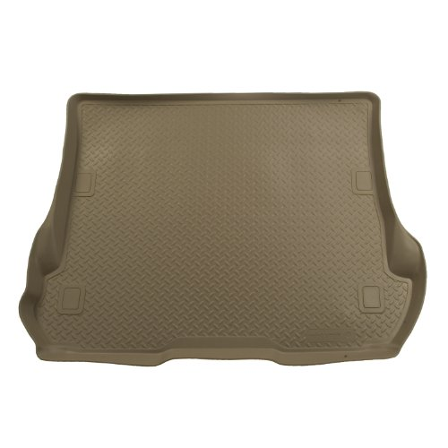 (Husky Liners 00-05 Ford Excursion Classic Style Tan Rear Cargo Liner (Behind 3rd Seat) (23903))