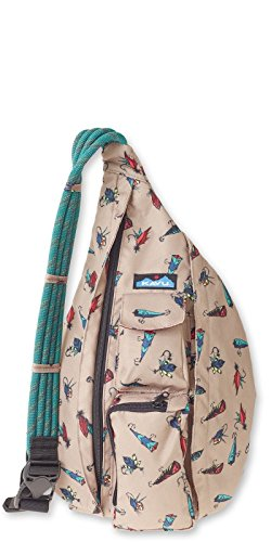Kavu Sling Bag Top Water