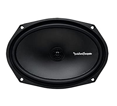 Rockford R169X2 6 x 9 Inches Full Range Coaxial Speaker, Set of 2 by Rockford Fosgate