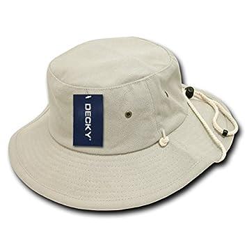 69874b009f8 Amazon.com  DECKY Aussie Plain Hat  Sports   Outdoors