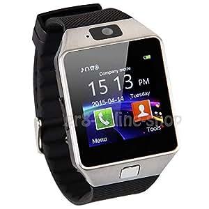DZ09 Bluetooth Smart Watch Single SIM Phone with Dialer Camera Sleep Monitor