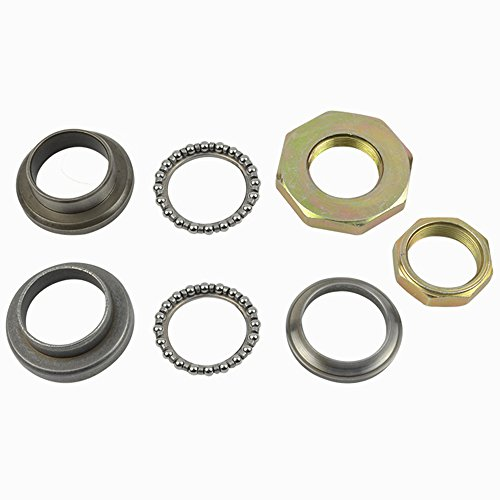 FLYPIG Steering Stem Head Bearing Set Kit for Yamaha PW50 PW (Steering Bearing Set)