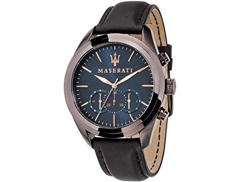 MASERATI TRAGUARDO Men's watches R8871612008