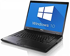 Dell E6400 Latitude Laptop - Intel Core 2 Duo 2.53ghz - 4GB DDR2 - 250GB SATA HDD - DVDRW - Windows 10 Home 64bit - (Certified Refurbished)