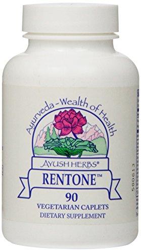 Ayush Herbs Herbal Supplement, Rentone, 90 Count