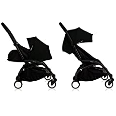 BABYZEN, the brand behind the YOYO+, the ultimate stroller travel system ideal for wherever life takes you, offers a series of compatible accessories to increase stroller versatility.       Easy to use for the modern on-the-go parent, ...