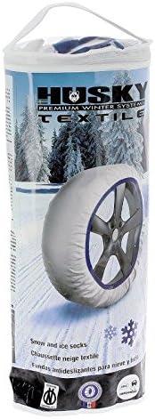 Chaussettes neige textile HUSKY 145//70 R13