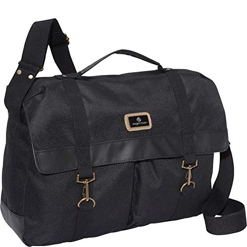 Eagle Creek Luggage Heritage Commuter Briefcase, Black, One ()