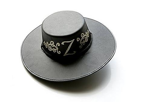 BestSaller 1661 - Cappello Zorro Soft  Amazon.it  Giochi e giocattoli 5375f1c9a9ed