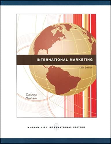 Marketing philip pdf international cateora