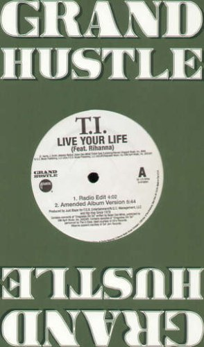 Live Your Life [Vinyl] by Atlantic