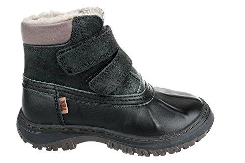 BLACK74 kurzer Winterstiefel Bisgaard 100% Wolle wasserdicht