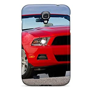 For Galaxy S4 Fashion Design Ford Mustang Convertible 2010 Case-DwA109Mvyr