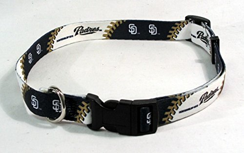 Hunter MFG San Diego Padres Dog Collar, Extra Large