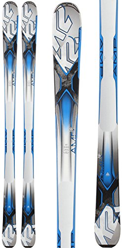 K2 AMP 76 TI Skis Mens Sz 170cm (Skis For Men 170 Cm)
