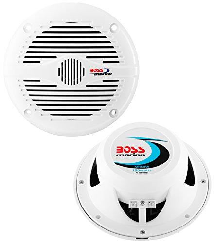 2) NEW BOSS MR50W 5.25