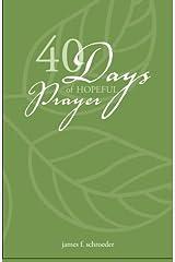 40 Days of Hopeful Prayer Paperback