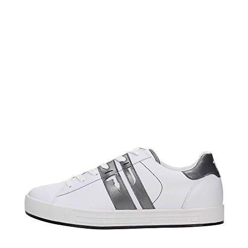 Trussardi Jeans Scarpe Bianco/Grigio