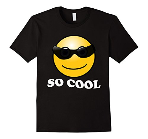 Mens So Cool Emoji T-shirt