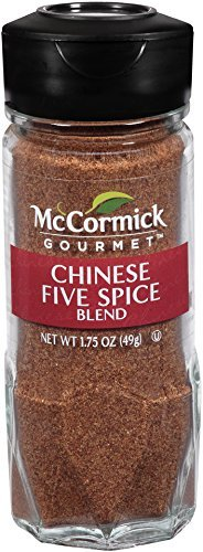 McCormick Gourmet Collection, Chinese Five Spice, 1.75-Ounce Unit by McCormick by McCormick