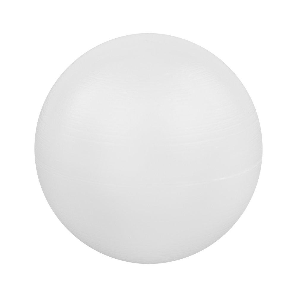 "2-3/4"" (70mm) Dia. Natural Polypropylene Plastic Floating Spheres (100 Balls)"