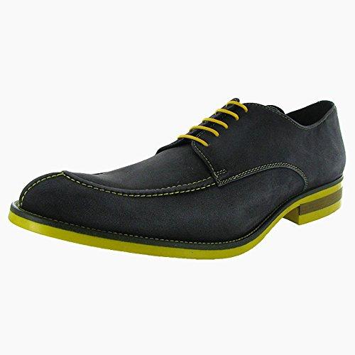Donald J. Pliner Mens 'Etie-MA' Lace-Up Shoe, Black, US 11.5
