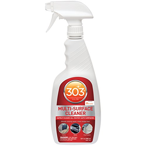 303 (30207CSR) Multi Surface Cleaner Spray, All Purpose Cleaner for Home, Patio, Car Care and Outdoor, 32 fl. Oz (Best Fabric Cleaner For Car Seats)