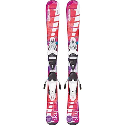 Elan Sky QT Skis with EL 7.5 Bindings Girls'