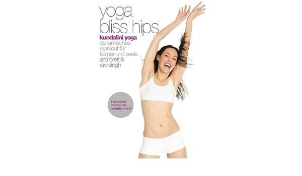 Yoga Bliss Hips - Kundalini Yoga [Alemania] [DVD]: Amazon.es ...