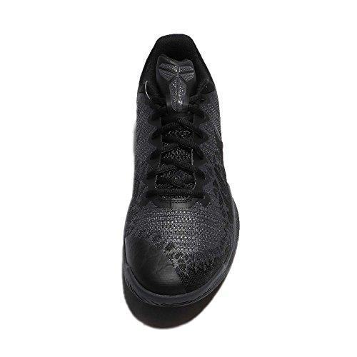 Kobe Mamba Rage Basketball dark Grey Shoes Black NIKE Men's Black 5qwCU5H