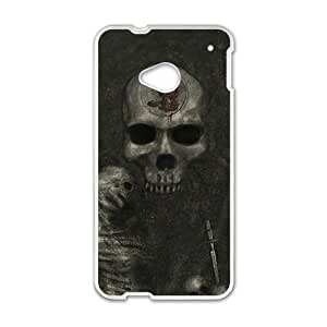 COBO The Skull Cell Phone Case for HTC One M7